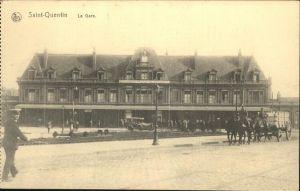 St Quentin Gare Kat. Saint-Quentin