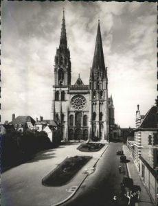 Chartres Eure et Loir La Cathedrale / Chartres /Arrond. de Chartres