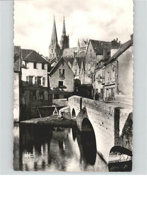Chartres Eure et Loir Le Pont Bouju / Chartres /Arrond. de Chartres