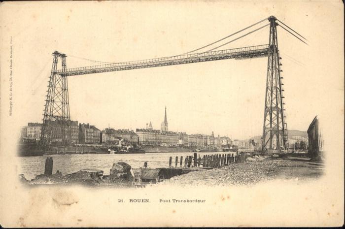 Rouen Pont Transbordeur