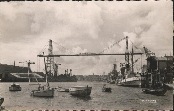Nantes Pont  transbordeur