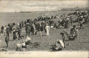 Dieppe Seine-Maritime Plage / Dieppe /Arrond. de Dieppe