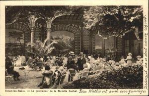 Evian-les-Bains Haute Savoie Promenoir de la Buvette Cachat / Evian-les-Bains /Arrond. de Thonon-les-Bains