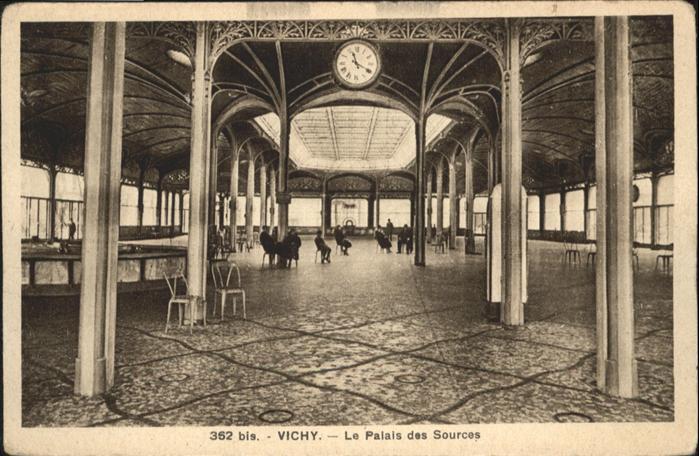 Vichy Allier Palais des Sources / Vichy /Arrond. de Vichy