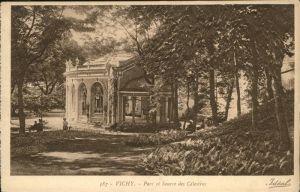 Vichy Allier Parc Source des Celestins / Vichy /Arrond. de Vichy