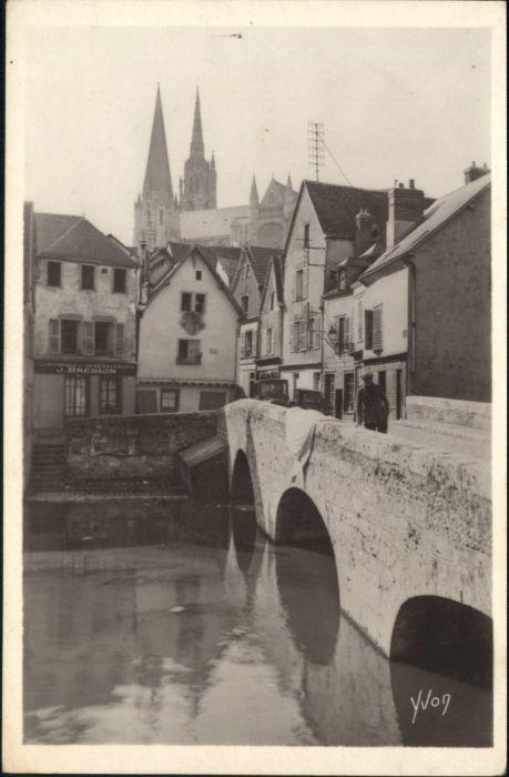 Chartres Eure et Loir Chartres Pont Maison * / Chartres /Arrond. de Chartres