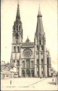 Chartres Eure et Loir Chartres Cathedrale * / Chartres /Arrond. de Chartres