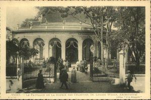 Vichy Allier Vichy Pavillon Source Celestins * / Vichy /Arrond. de Vichy