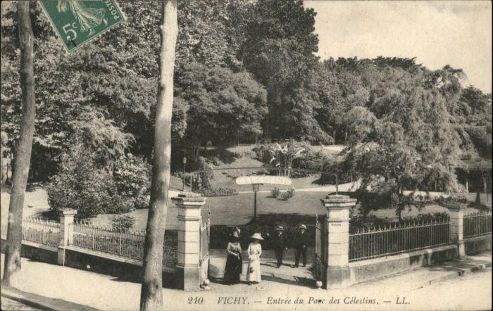 Vichy Allier Vichy Parc des Celestins x / Vichy /Arrond. de Vichy
