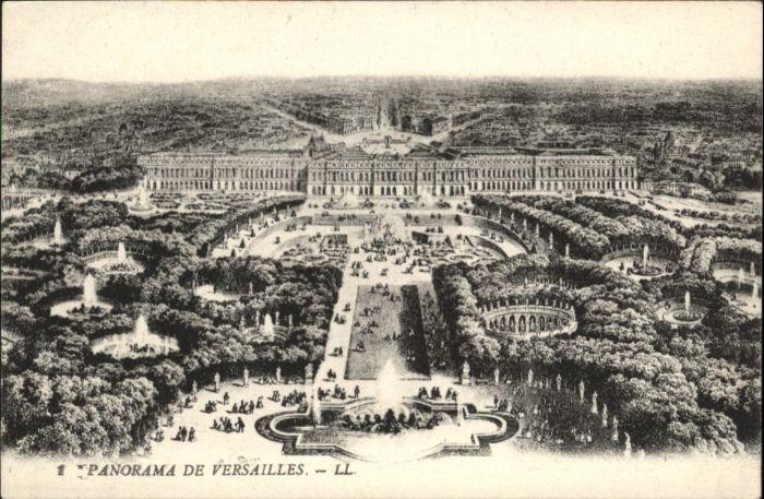 Versailles Yvelines Versailles  * / Versailles /Arrond. de Versailles