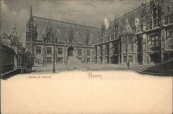 Rouen Rouen Palais de Justice * / Rouen /Arrond. de Rouen