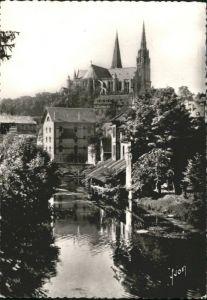 Chartres Eure et Loir Chartres La Cathedrale x / Chartres /Arrond. de Chartres