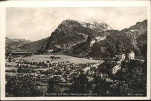 Kufstein Tirol Kufstein Kaisergebirge Tirol * / Kufstein /Tiroler Unterland