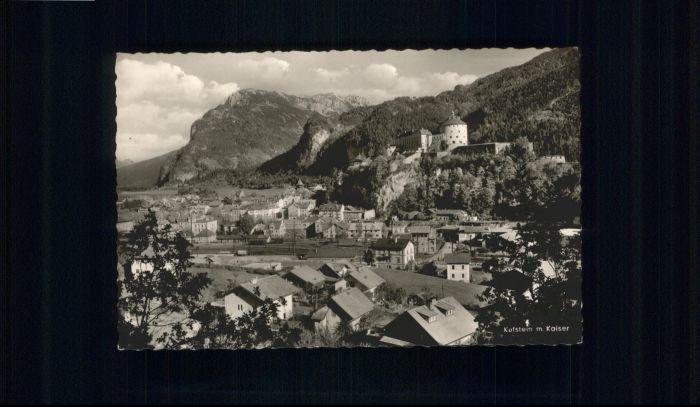 Kufstein Tirol Kufstein Kaiser * / Kufstein /Tiroler Unterland