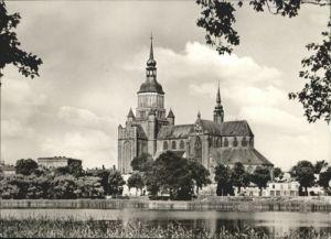 Stralsund Mecklenburg Vorpommern Stralsund Marienkirche x / Stralsund /Stralsund Stadtkreis