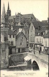 hw06795 Chartres Eure et Loir Cathedrale de Chartres Kategorie. Chartres Alte Ansichtskarten
