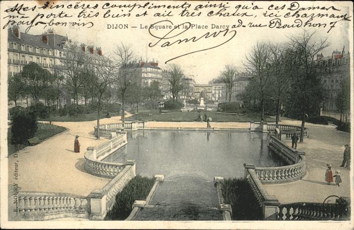 Dijon Square Place Darcy Kat. Dijon