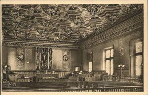 Rouen Palais Justice Salle Seances Parlement Kat. Rouen