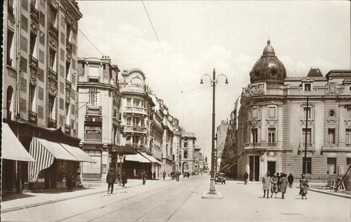 Reims Rue Carnot Kat. Reims
