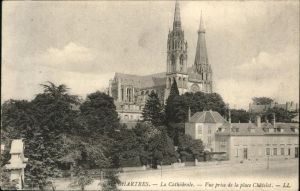 Chartres Cathedrale Kat. Chartres