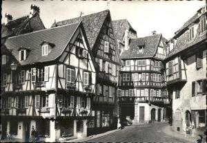 Colmar maisons rue des Marchands Kat. Colmar