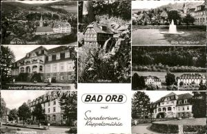 Bad Orb Annenhof Kuppelsmuehle Kat. Bad Orb