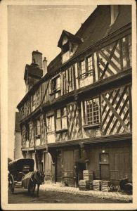 Chartres la Maison du Saumon x