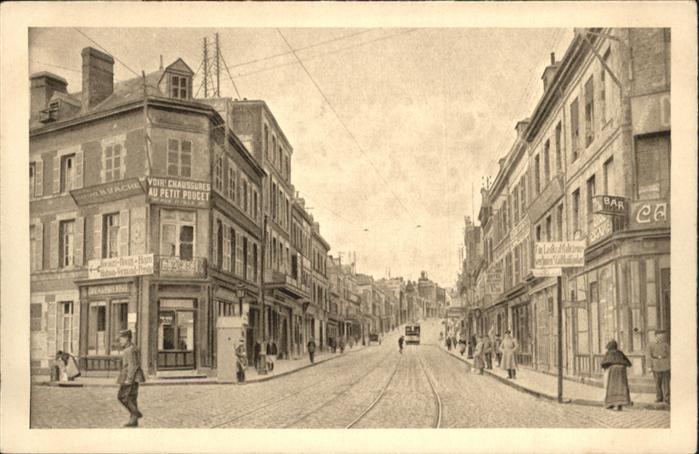St Quentin Strassenbahn *