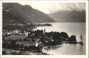 wb16463 Annecy Haute-Savoie Annecy  * Kategorie. Annecy Alte Ansichtskarten