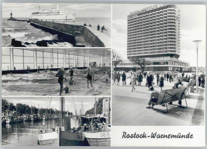 Warnemuende Ostseebad Warnemuende Hotel Neptun x / Rostock /Rostock Stadtkreis