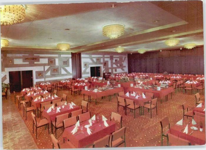 Warnemuende Ostseebad Warnemuende Hotel Neptun Bernsteinsaal * / Rostock /Rostock Stadtkreis