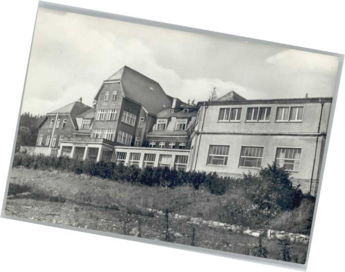 Schierke Harz Schierke Hotel Heinrich Heine * / Schierke Brocken /Harz LKR