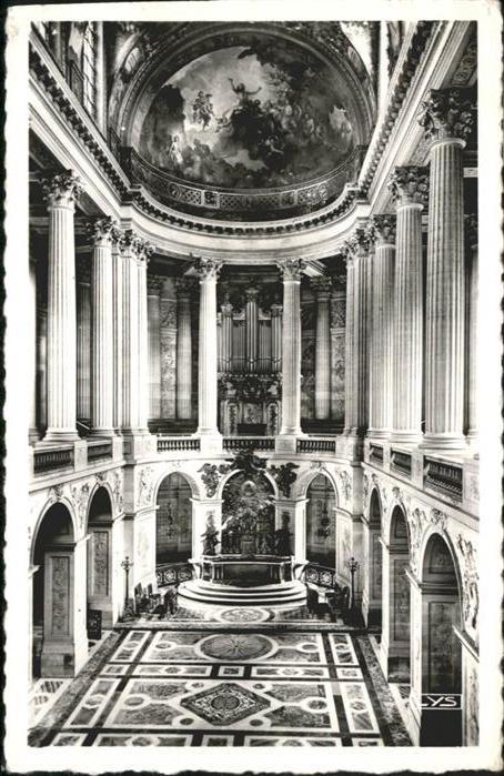 Versailles Yvelines Chapelle Royale  / Versailles /Arrond. de Versailles