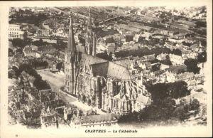 Chartres Eure et Loir Cathedrale / Chartres /Arrond. de Chartres