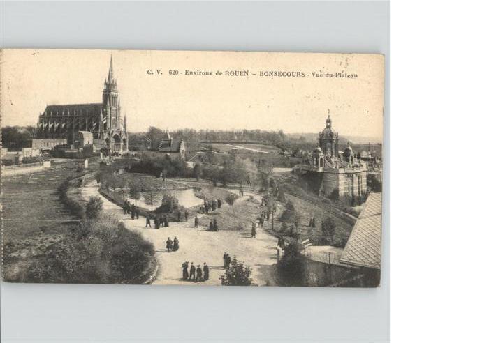 Rouen Bonsecours / Rouen /Arrond. de Rouen