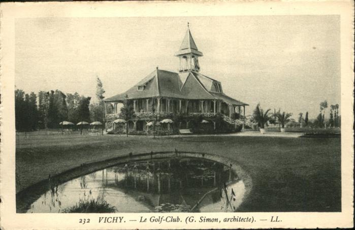Vichy Allier Le Golf Club / Vichy /Arrond. de Vichy