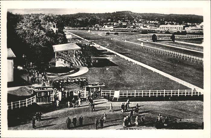 Vichy Allier le Champ de Courses / Vichy /Arrond. de Vichy