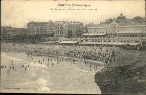 Biarritz Pyrenees Atlantiques Hotel Victoria / Biarritz /Arrond. de Bayonne
