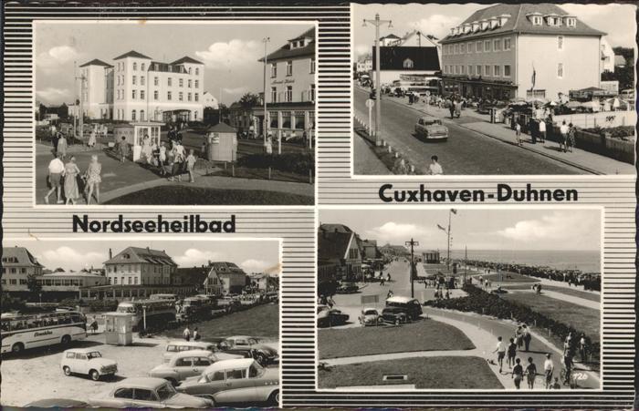 Cuxhaven Nordseebad Duhnen Nordseeheilbad / Cuxhaven /Cuxhaven LKR