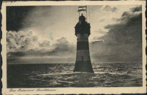 Norderney Roter Sand Leuchtturm x