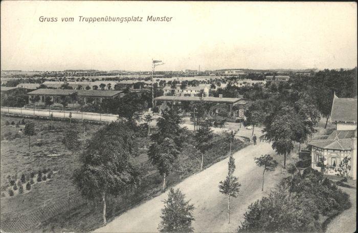 Munster Truppenuebungsplatz *
