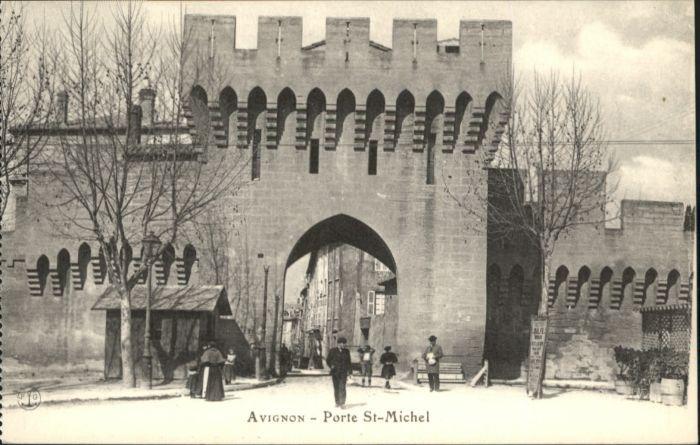Ak avignon porte saint roch nr 6358727 oldthing ansichtskarten europa belgien frankreich - Porte saint dominique avignon ...