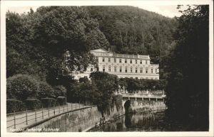 Karlsbad Eger Boehmen Parkhotel Richmond Kat. Karlovy Vary