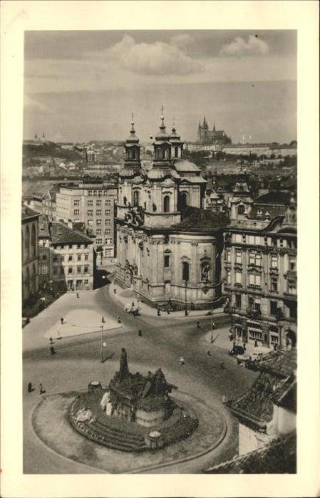 Prag Prahy Prague Staromestska namesti Altstaedter Ring Kat. Praha