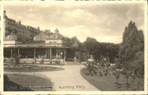 Karlovy Vary Stadtpark / Karlovy Vary /