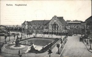 Aachen Hauptbahnhof Kat. Aachen