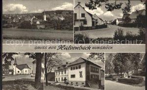 Halsenbach  Kat. Halsenbach