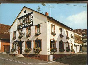 Britzingen Gasthaus