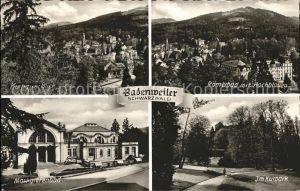 Raaba Kurhaus Roemerbad Hochblauen Markgrafenbad Kurpark Kat. Raaba