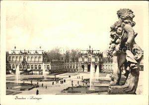 Dresden Zwinger Kat. Dresden